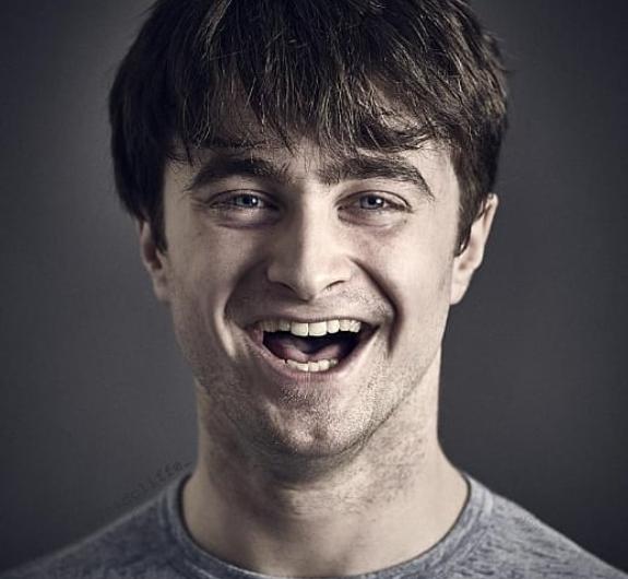 L'attore di Harry Potter