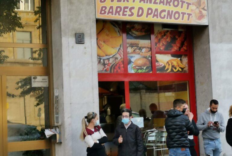 U ver panzorott bares d pagnott a Milano